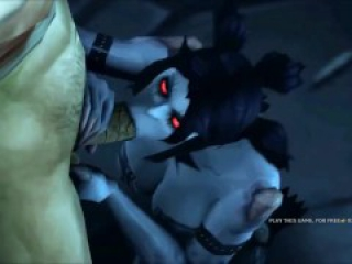 HOT WORLD OF WARCRAFT PORN COLLECTION (2)