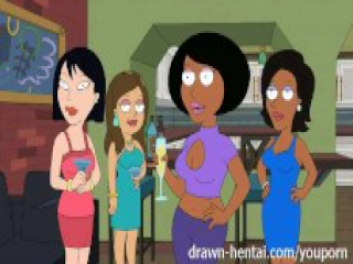 Cleveland Show Porn - Night of fun 4 Donna