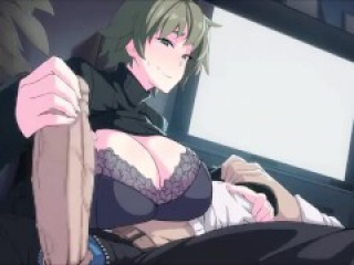 Follow the animation - hentai joi