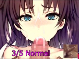 Hentai Jerk off Instructions! Can you withstand till the End? (JOI)
